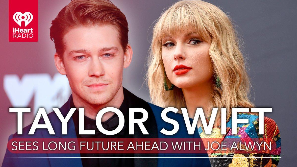 """Taylor Swift & Joe Alwyn are in it for the """"long haul"""" 💕"""