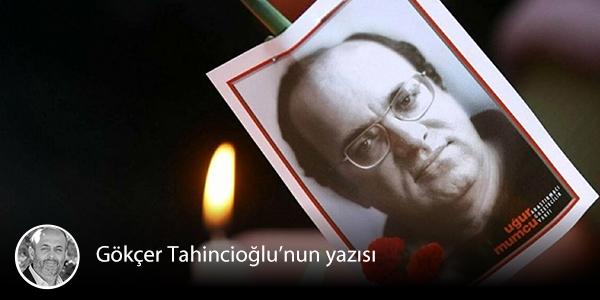 """Gökçer Tahincioğlu yazdı: Özge Mumcu, """"Uğur Mumcu ve aramızdan ayrılan tüm aydınlar için karanlığa bir mum da sen yak"""" diyor.  24 Ocak'ta, tam 20.00'de…"""