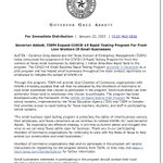 Image for the Tweet beginning: Governor Abbott, TDEM Expand COVID-19