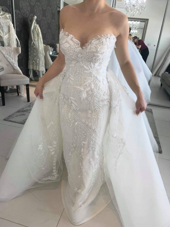 Our specialty is #bespoke made to order #wedding #dresses for #brides on a budget.  We can use any of the #pictures you #love as #inspiration or to create a close #replica. We are based in #Texas but can assist #women from all over the globe.