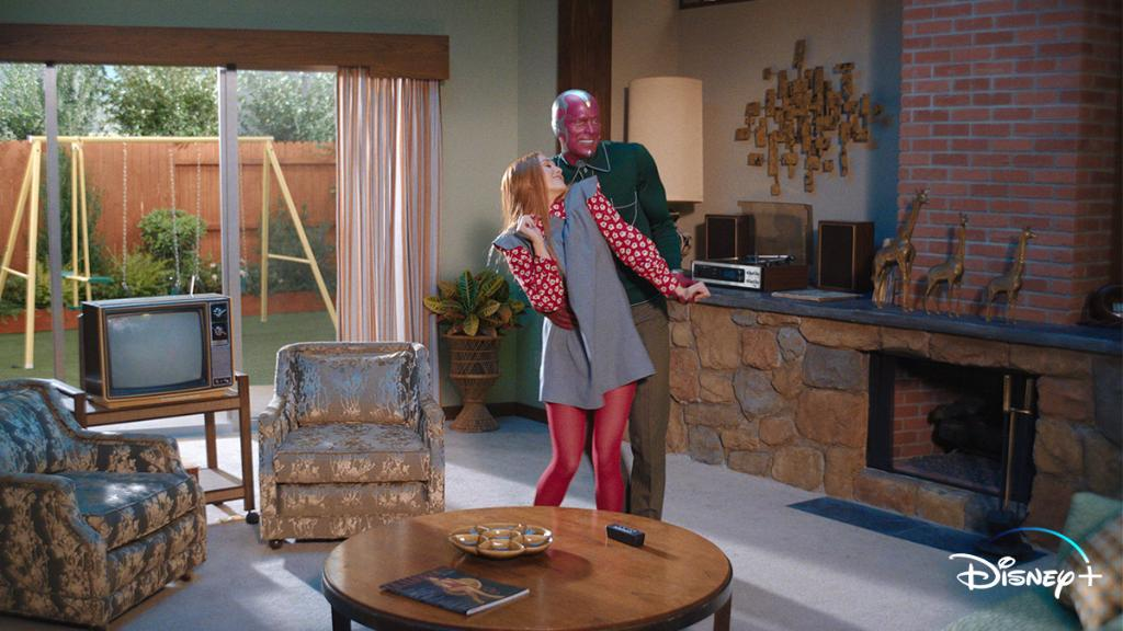 The third episode of Marvel Studios' #WandaVision is now streaming in color on @DisneyPlus.   #DisneyPlusOnVerizon