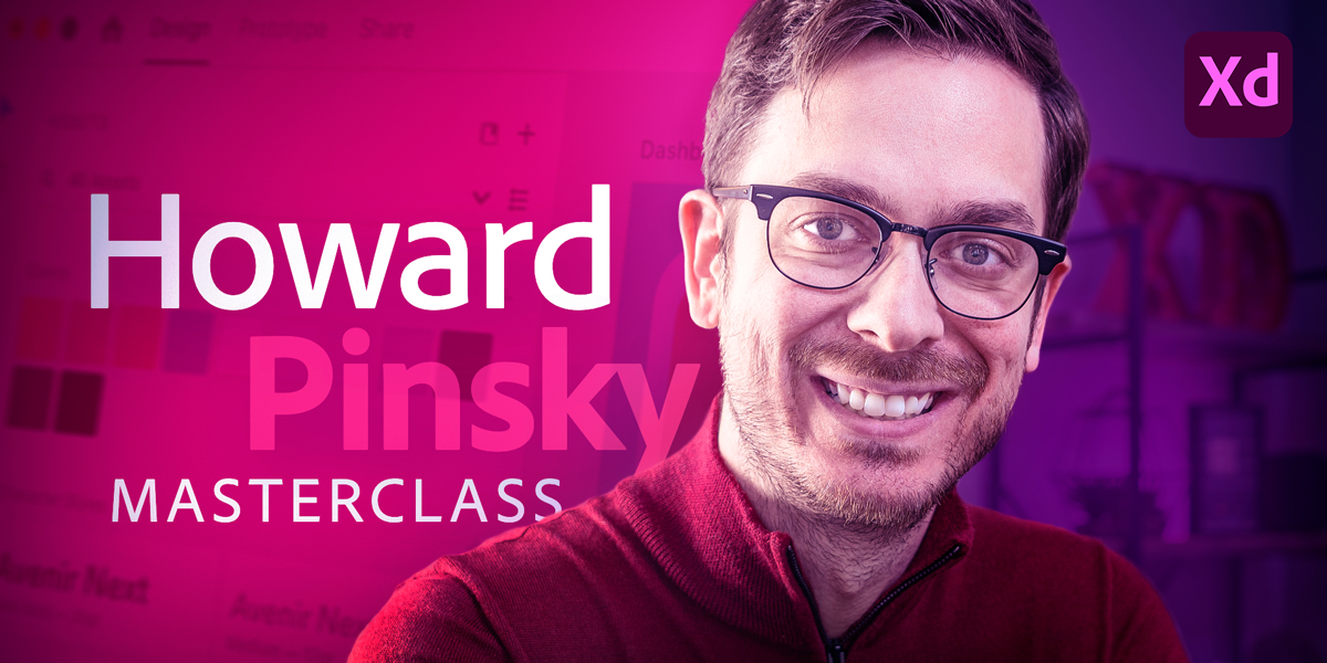 WATCH NOW: Tune into today's #AdobeXD Masterclass and learn how to build out an experience for the web with @Pinsky.