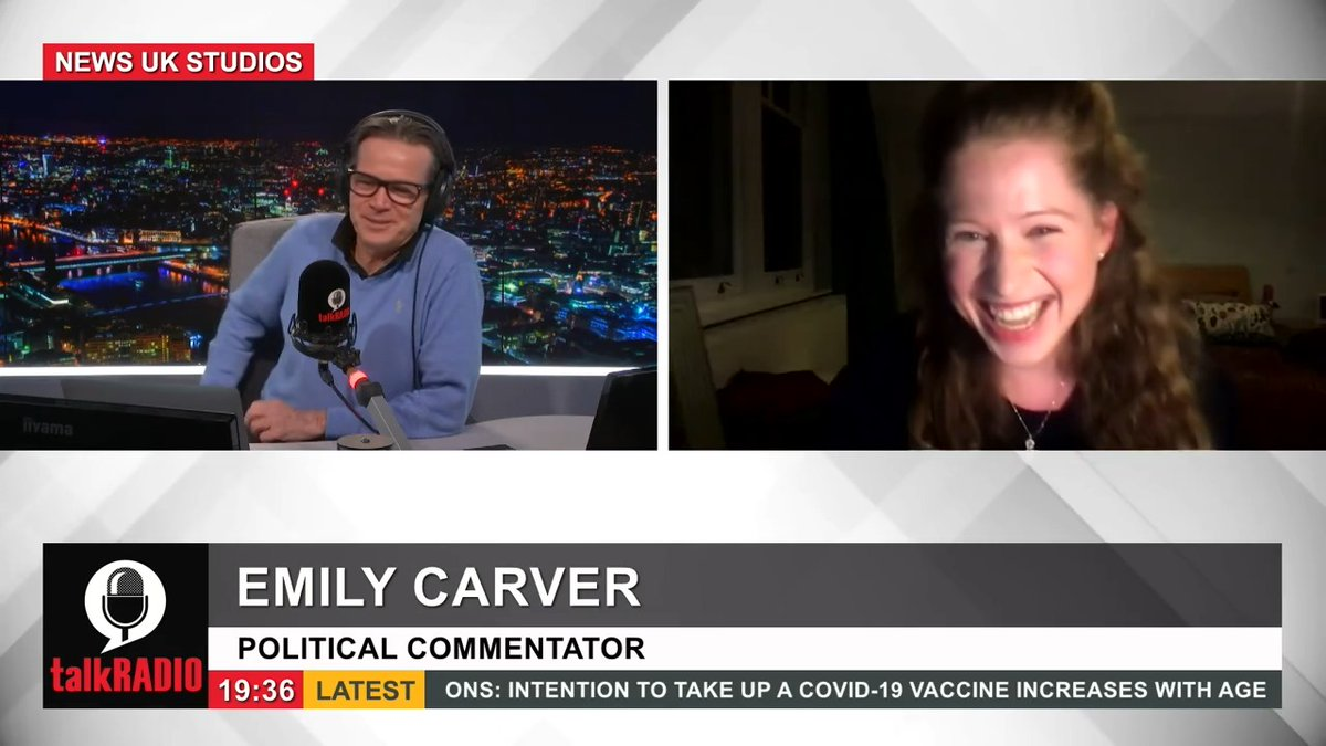 Political commentator Emily Carver finds it extraordinary that politicians would even consider giving people with a positive Covid test £500. Number 10 has said there are currently no plans to go ahead with the scheme. @TVKev | @CarverEmily