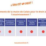 Image for the Tweet beginning: La @CoalitionEau publiait le 20