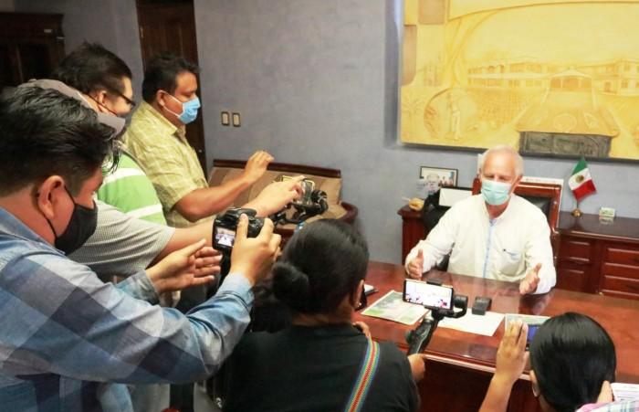 #AvcNoticias | 🚨🚨🚨 Ante aumento de #COVID19 , no habrá tianguis dominical en #Álamo y cierra Registro Civil #EstáEnAvc 👉