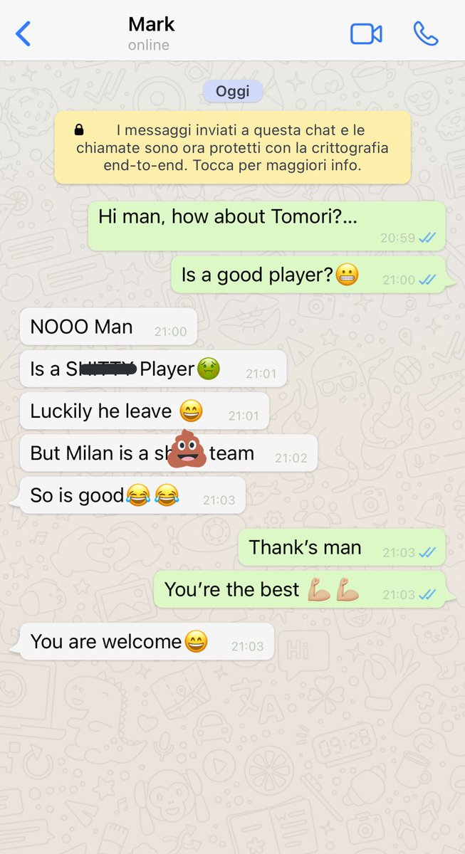 #Tomori