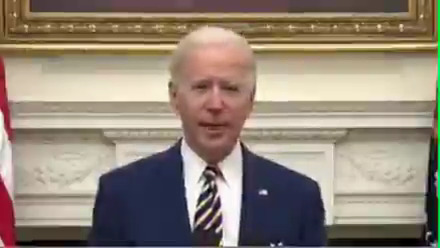 """President Biden: """"The [economic] crisis is only deepening. It's not getting better."""""""
