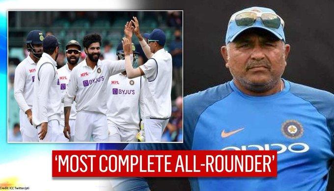 India will miss Ravi Jadeja's expertise Photo