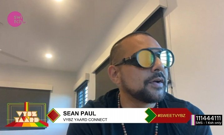Follow our exclusive interview with @duttypaul and @kush_tracey and get to know how managed to wade through these #COVID19 times. #VybzYaard #SweetVybz