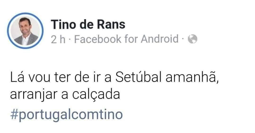 O maior! #Eleicoes2020 #portugal #chega