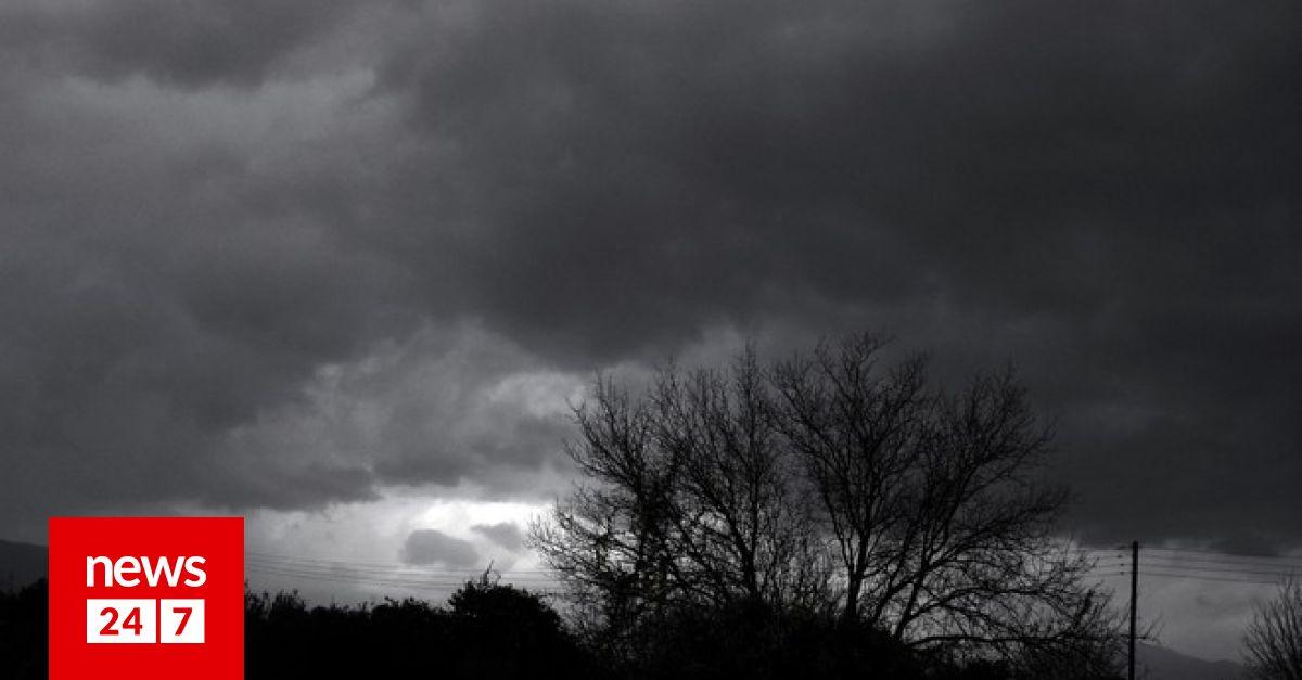 Καιρός: Έντονα φαινόμενα το Σάββατο και ισχυροί άνεμοι: Οι άνεμοι θα φτάνουν στα πελάγη τα 5 με 6 και τοπικά τα 7-8 μποφόρ. Η πρόγνωση του καιρού από τον διευθυντή της ΕΜΥ Θοδωρή Κολυδά. dlvr.it/Rr7yKz #καιρός #weather