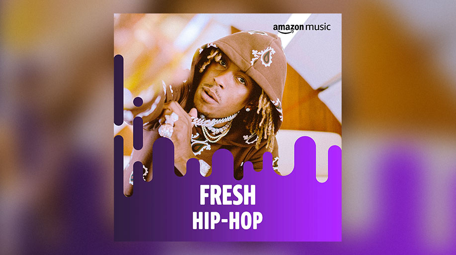 What 🔥 are you listening to this #NewMusicFriday? Turn up the volume on our Fresh Hip-Hop playlist featuring Rich The Kid, @DaBabyDaBaby, @youngthug, and more! 🔈🔉🔊  🎧:
