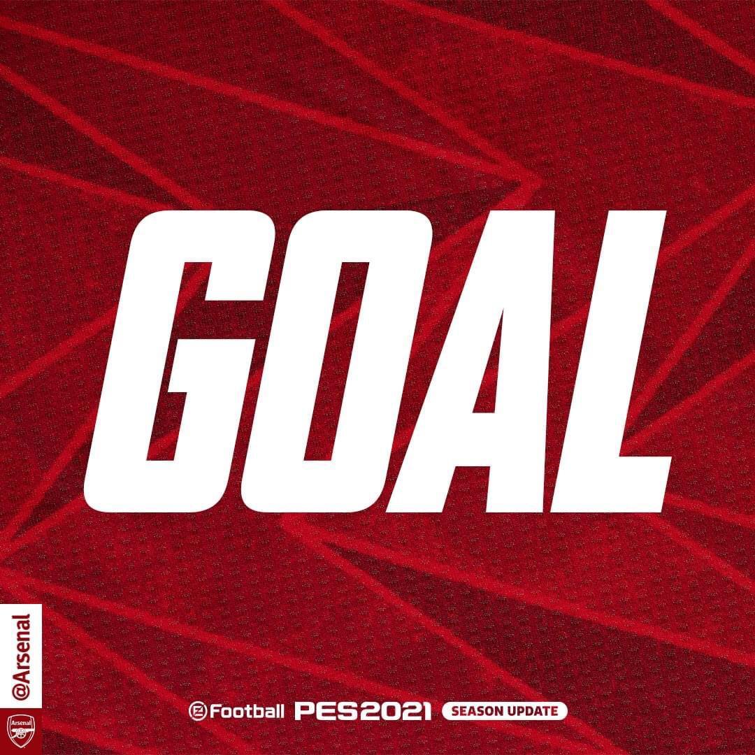 Replying to @ArsenalAcademy: BALOGUN! HAT-TRICK HERO! ⚽️⚽️⚽️  🔴 5-0 🔵 (90+4) | #PL2 🏆