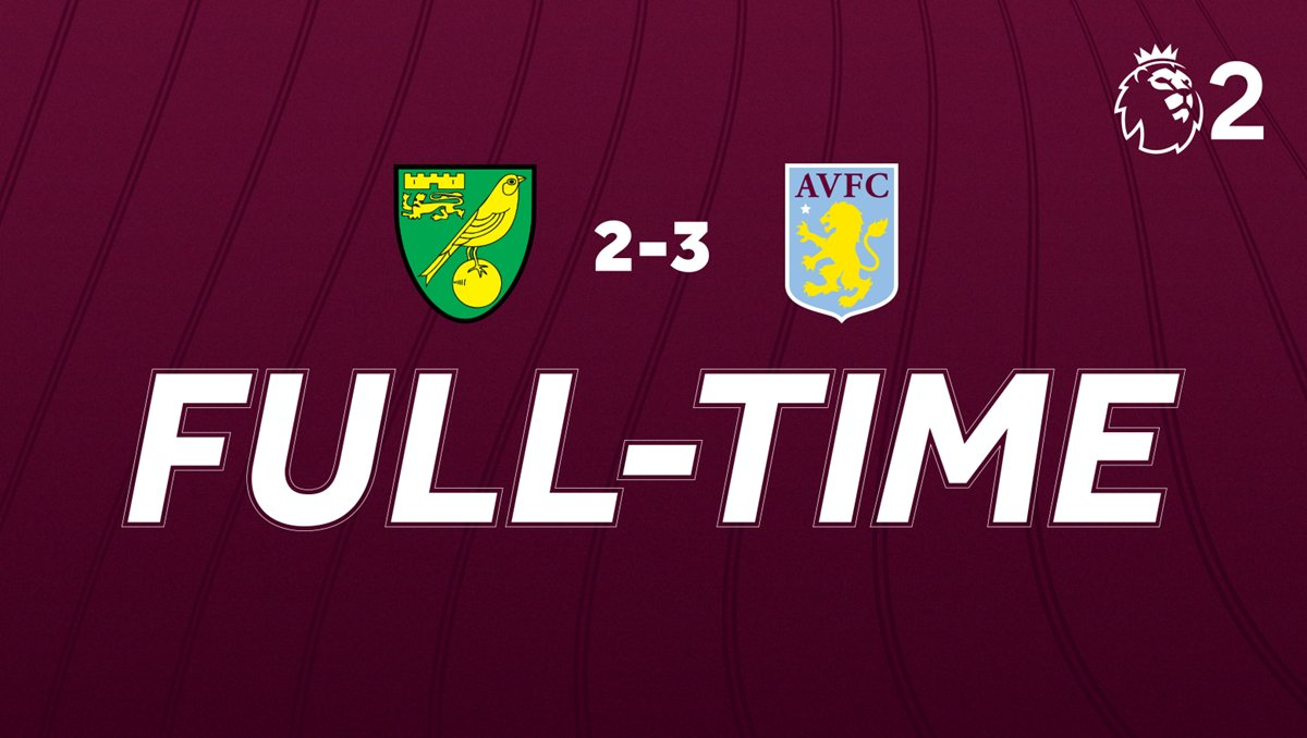 Louie Barry inspires the Young Lions to victory against Norwich City in #PL2!  The striker completed his hat-trick in stoppage time to snatch all three points.  Well in, lads! 🔥