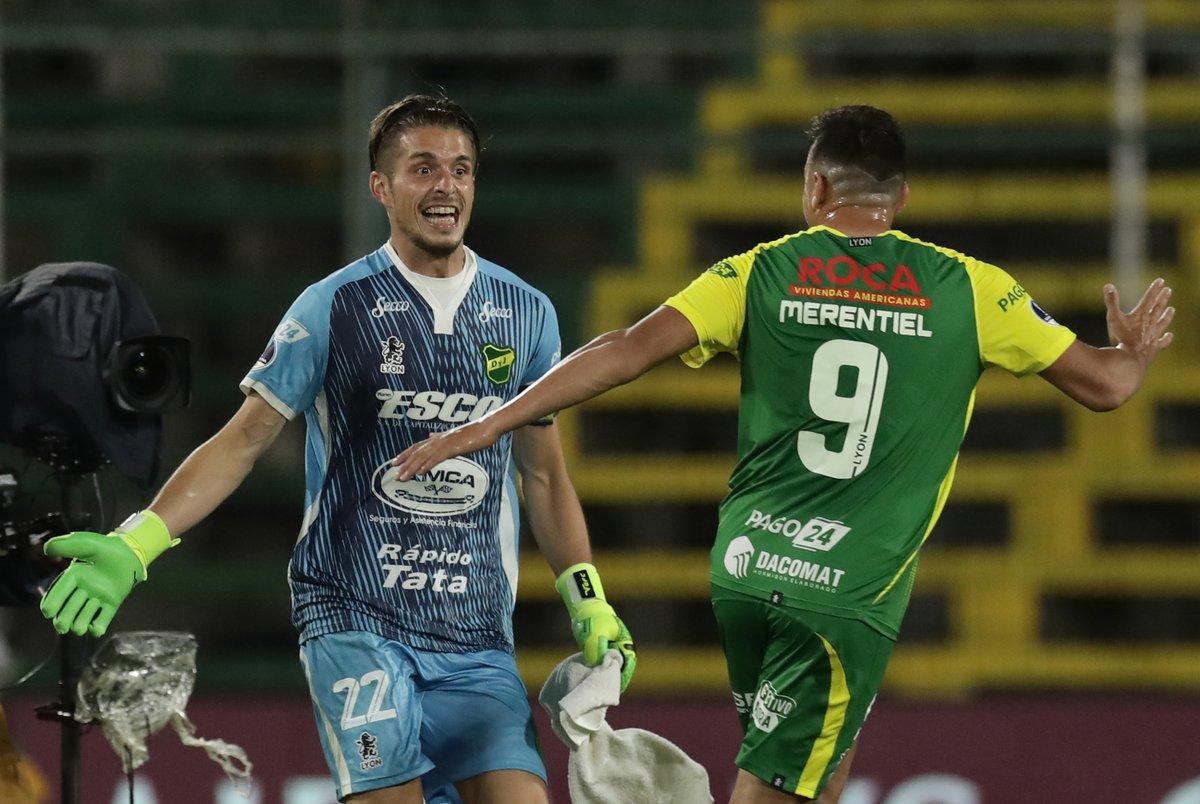 El 'Halcón' llegó a esta definición luego de su histórico estreno en CONMEBOL @Libertadores donde finalizó tercero en su grupo que lo derivó al cuadro de esta decimonovena edición de la CONMEBOL @Sudamericana donde acumula cinco triunfos y tres empates.