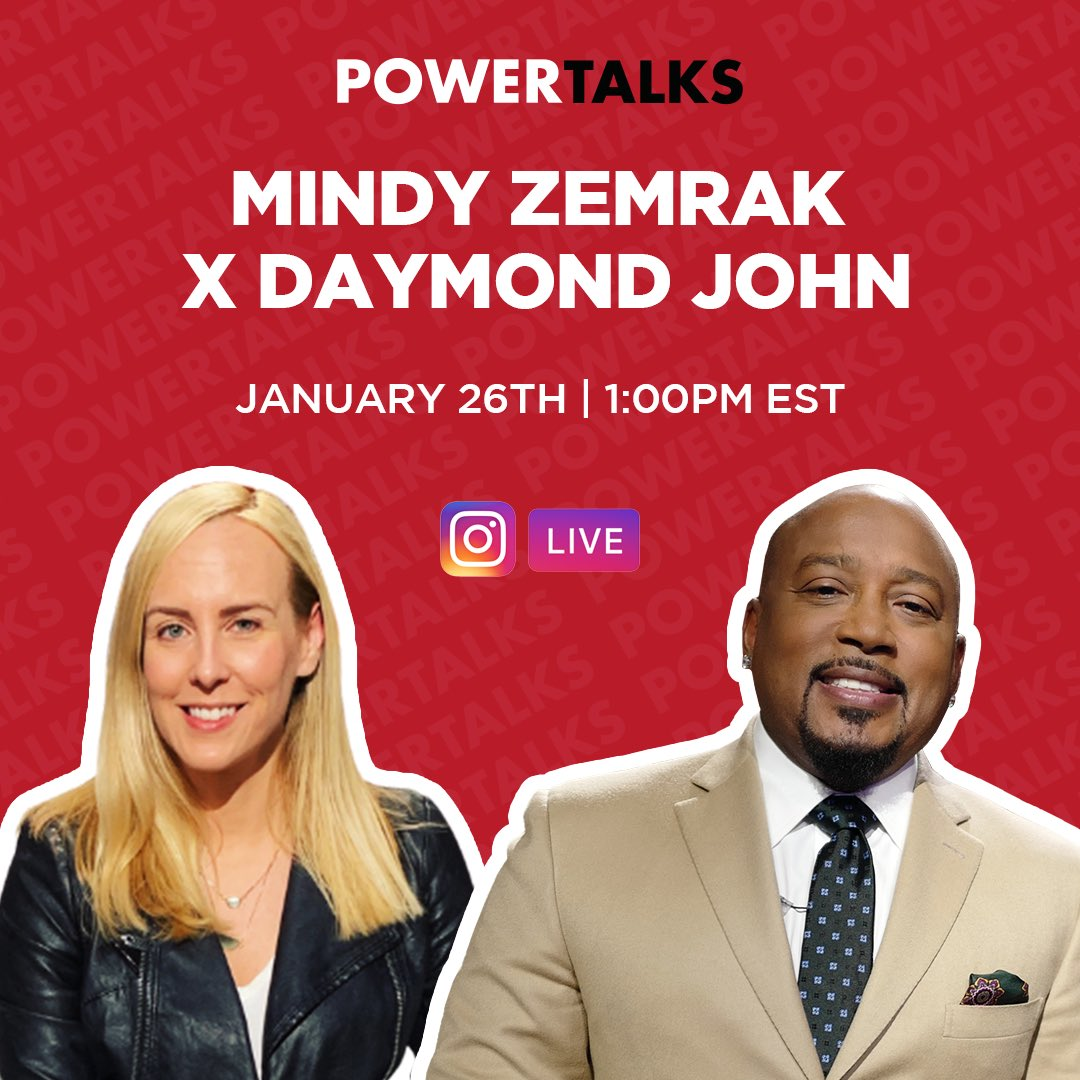 So excited and honored to join @thesharkdaymond for a PowerTalk about @sharktankabc casting this coming Tuesday! Join us on his IG live at 1pm EST/10am PST🦈💜🙌🏼  #sharktank #castingnow #opencastingcall #production #entertainment #entrepreneur #powertalks #daymondjohn