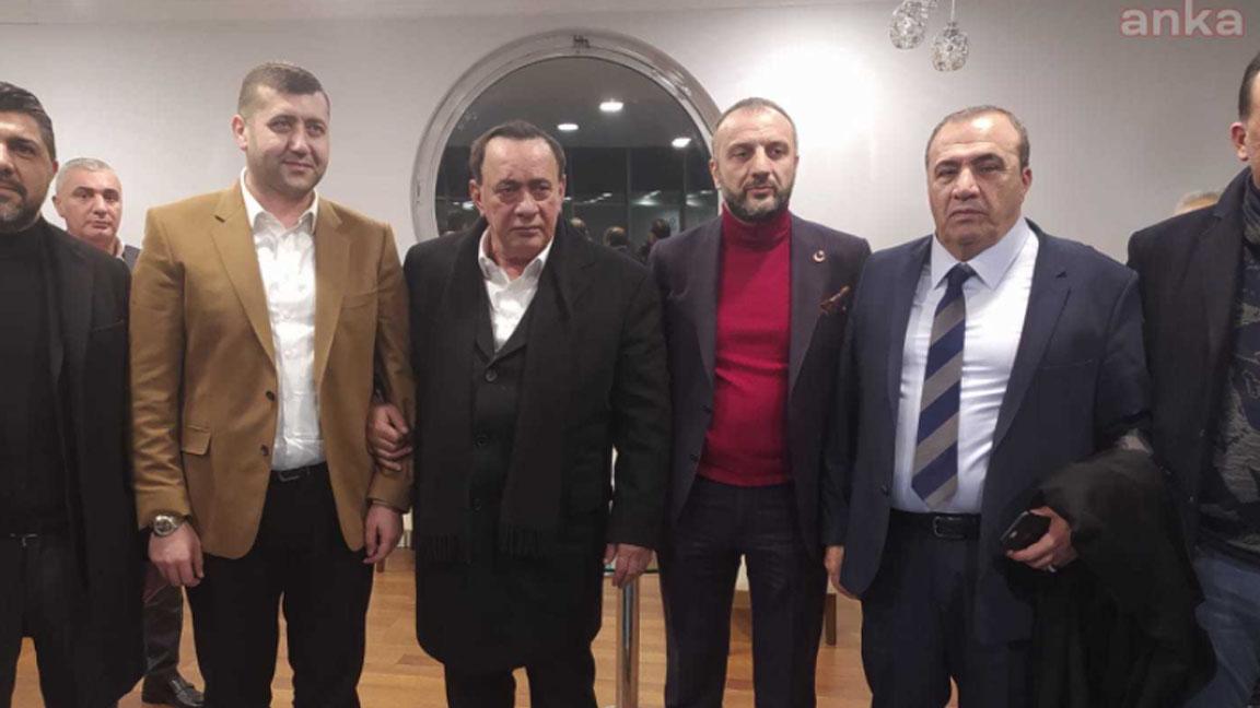 Organize suç örgütü lideri Alaattin Çakıcı'yı MHP'li Baki Ersoy karşıladı