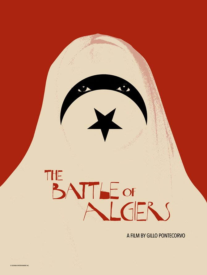 While my students in semester 2 of #HST6747AnxietiesofEmpire may not fully appreciate having to read 'The Insidious Fu Manchu' from 1913, I do look forward to showing them Gillo Pontecorvo's masterpiece 'Battle of Algiers', which is probably *the* best historical film ever made.