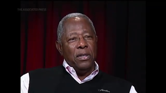 In a 2010 interview with @AP, baseball great Hank Aaron says players should give back more.  Aaron died Friday at 86.  More: