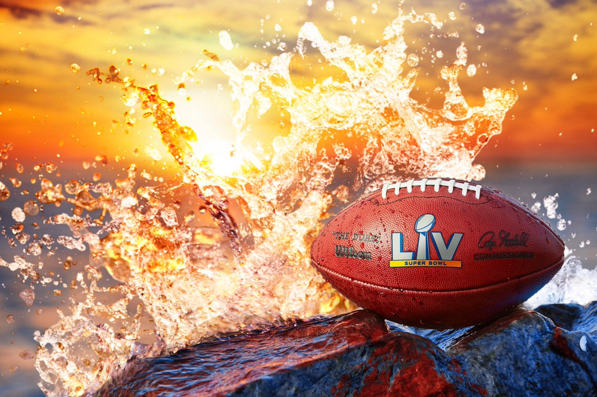 Which two teams are going to make a big splash this weekend and punch their tickets to #SBLV? 🌊👀 #wilsonfootball #theduke   Get your SBLV Duke 🏈 ➡️: