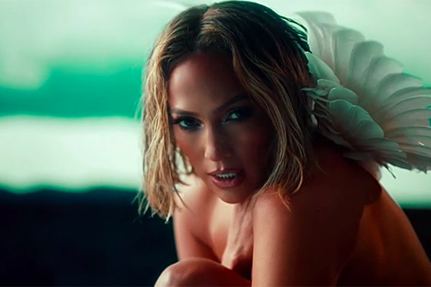 """.@JLo's """"In The Morning"""" video is a jaw-dropping masterpiece:"""
