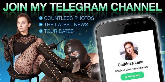 ⭐️Join my telegram channel⭐️  👉🏼 https://t.co/lAanU5ceH7  #telegramchannel #newsletter @Pornline_net