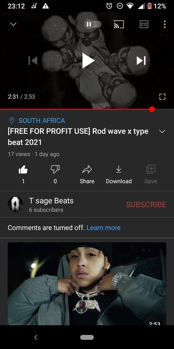 Now OUT🔥🔥 @rodwave type beat  NEw beat [FREE FOR PROFIT USE]🔥🔥🔥🔥🔥✅🔥   #ashantivskeyshiacole #beatmaker #BeatStars #bwoyatingzafterdark #bwoyatingzafterdark #Davidomashup #cashappinbio #BlingEmpireNetflix #SoundCloud