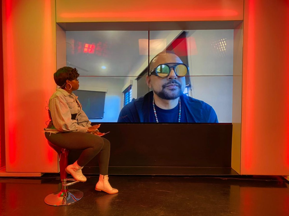 According to @duttypaul , life is about experiences. He wouldn't change anything about his life all he does is learn. Some times you are on top, some times you are not. #SweetVybz @kush_tracey @MajailMc @deejaykalonje