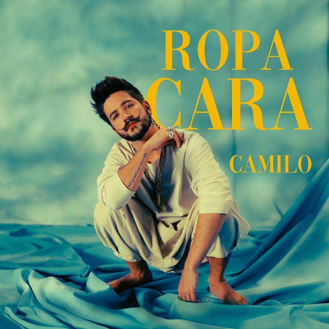 ¿Momento @CamiloMusica del día? 😍 Claro que sí. 😍 ¡A darle play a su nuevo sencillo #RopaCara!