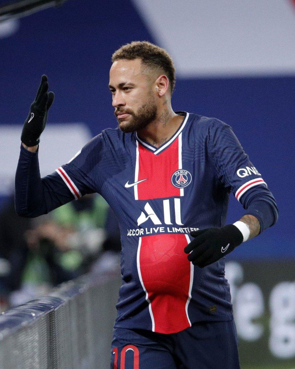 Sim, teve GOL do Neymar Jr ✅  ⏱ 28' - 2T 🎯 PSG 4⃣-0⃣ Montpellier 🏆 #Ligue1  Neymar Jr scored a goal✅  #Neymar #NeymarJr #PSG #ParisSaintGermain #Football #Futebol #NeymarFans #NeymarSkills #Ligue1 #Montpellier