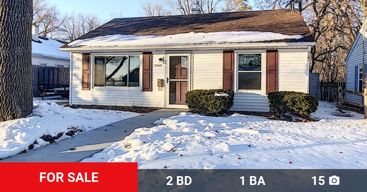This 2 bedroom home could be yours in Rock Island! Call me at (309) 292-3681 to schedule a showing. #RockIsland #ReMax #RealEstate #RichBassford #TheBassfordTeam  Rich Bassford, CRS, GRI, RE/MAX Concepts 3709 N Harrison...
