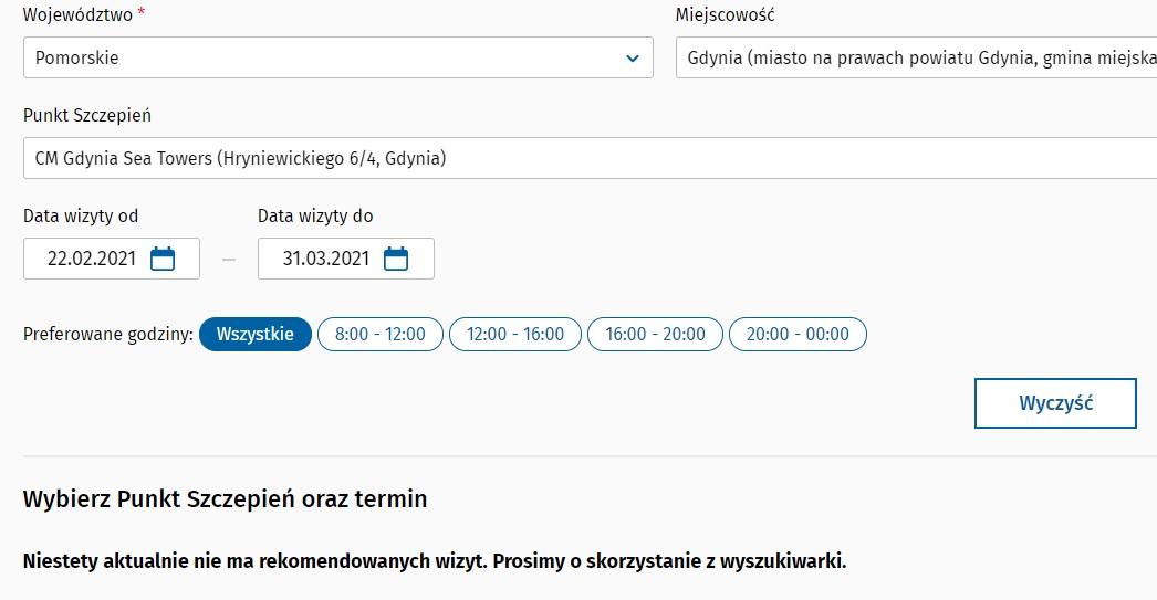 @szczepimysie @MZ_GOV_PL Gdynia, ok. 40 punktów szczepień.. wszystkie punkty odpowiadają j/n
