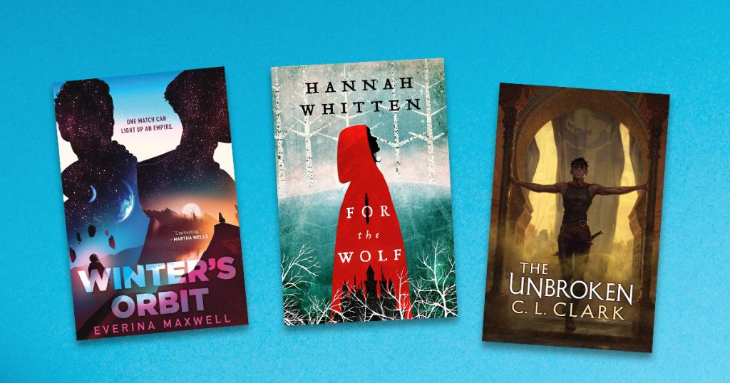7 debut sci-fi & fantasy novels that promise to wow readers in 2021:
