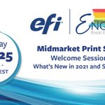 Image for the Tweet beginning: What's new for #EFIMidmarket Print