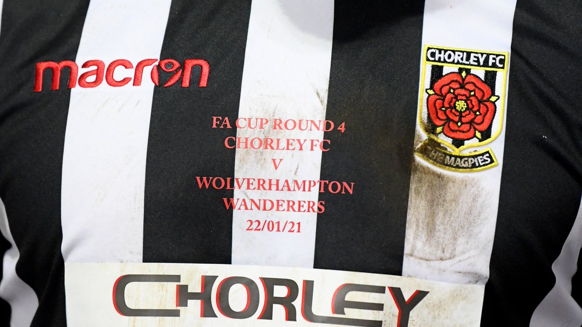 Remember the date.  @chorleyfc's first, history-making appearance in the #EmiratesFACup fourth round.