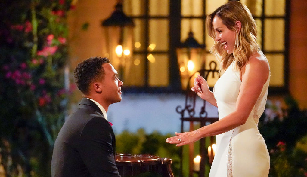 #TheBachelorette's Clare Crawley and Dale Moss end their engagement.