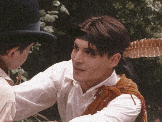 Replying to @infinitumxnihil: johnny depp as james barrie is something so precious to me