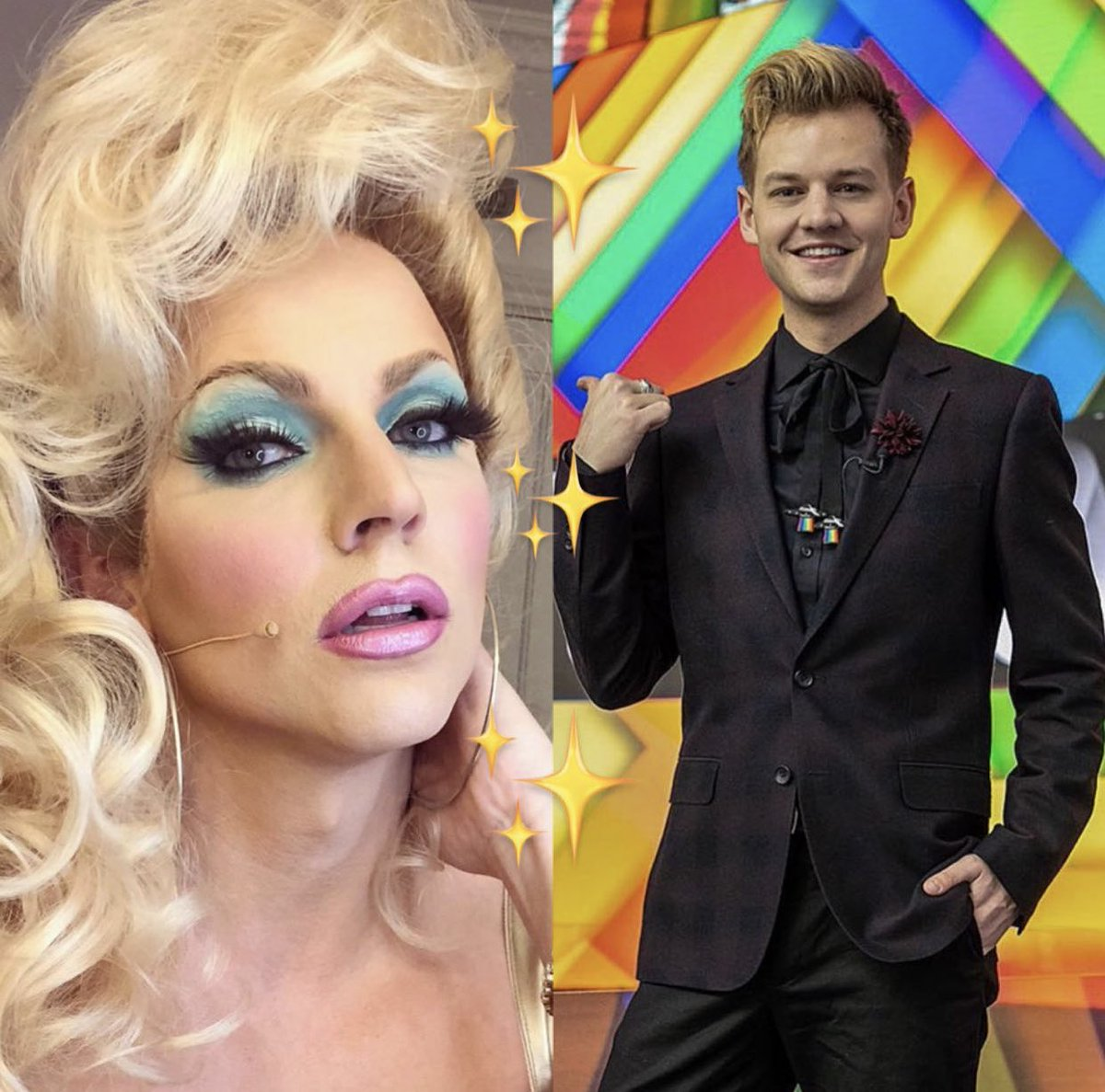 EXCLUSIVE! Courtney Act and Joel Creasy have been unfairly shunned from Rupaul's Drag Race Australia! 😱😭✨ Listen here to find out why:   #rupaul #rupaulsdragrace #dragrace #dragqueen