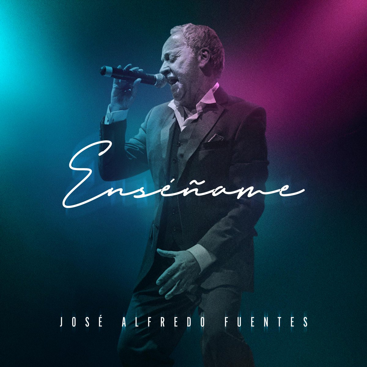 """José Fuentes Cuevas has been one of the great Chilean artists and personalities since the 1960's. Listen to the re-mastered classic """"Enséñame"""" out now"""