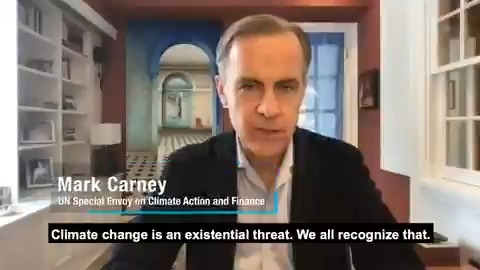 Companies who are part of the solution will be rewarded.  -- UN Envoy Mark Carney explains how the #RaceToZero carbon emissions is putting pressure on businesses to take more #ClimateAction.