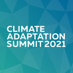 Image for the Tweet beginning: This week's Climate Adaptation Summit