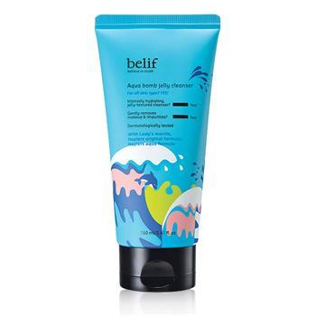 belif Aqua Bomb Jelly Cleanser- Cleanse with a burst of hydration!    #yourcrazyavonlady #AvonBeautyBOSS #avon #makeup #avononline #jewelry #chihair #avonrep #beauty #skincare #lipstick #cosmetics #lotion #skinsosoft #earrings #deal #promo #sale