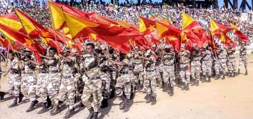 Attacking the the national force by a state would be considered an act of insurrection and an act of treason in USA. And what would you call in Ethiopia? #EthiopiaPrevails  #TruthIsLouder