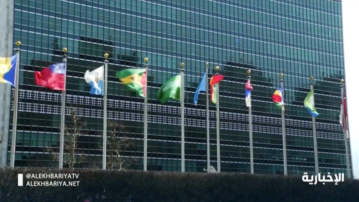 فيديو | الأمم المتحدة تتبنى مبادرة #المملكة لتعزيز ثقافة السلام والتسامح  #الإخبارية
