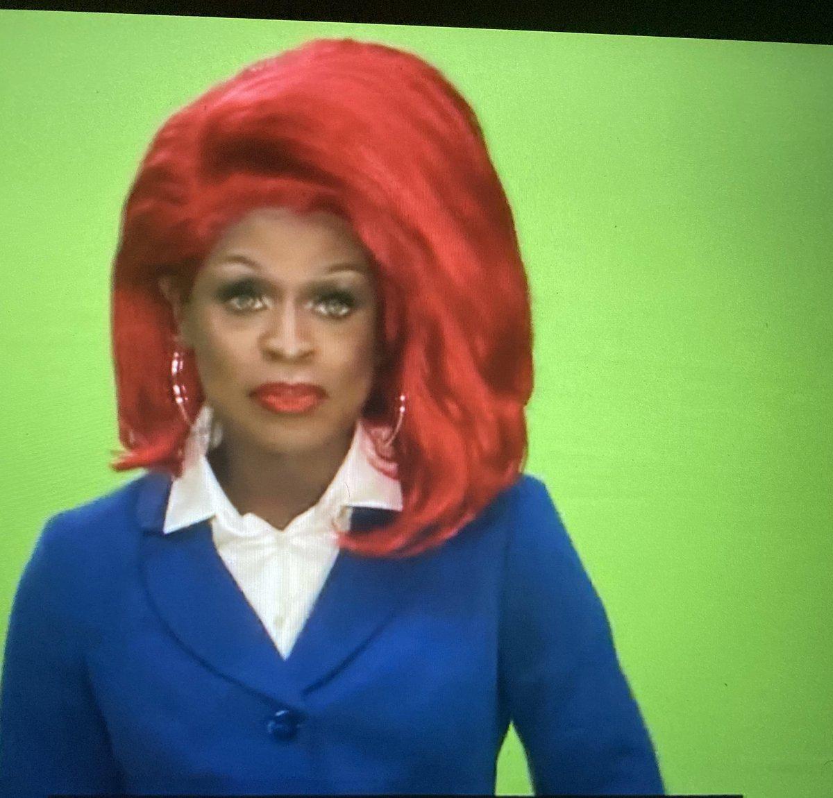 No, I'm Wendy @the_symonee #DragRace