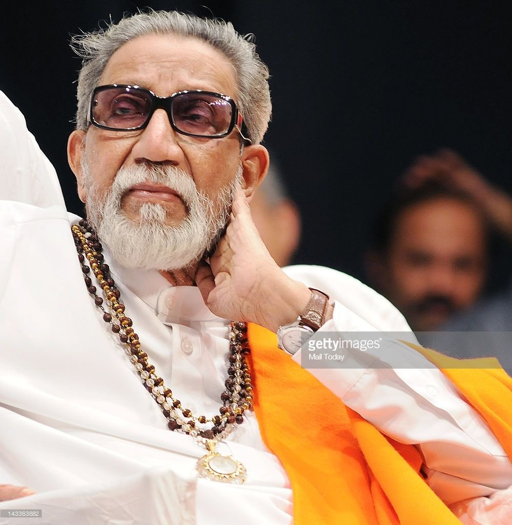 Remembering & paying my tributes to the tiger on his #BirthAnniversary who roared & demolished d enemies of the country.  We will always remain indebted to  Aadarniya #balasahebthackeray for giving shelter 2 #kashmirihindus after they suffered d worst ever genocide.   🙏🙏🙏