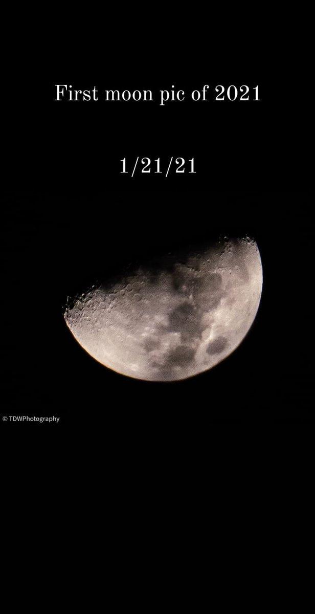 Caught this last night.  Gotta love the moon .  #TDWPhotography #photography #moonphotography #NightPhotography #baltimorephotographer #nasa #black