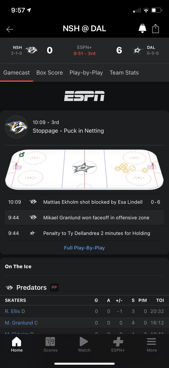 they're already dead, make it stop #GoStars
