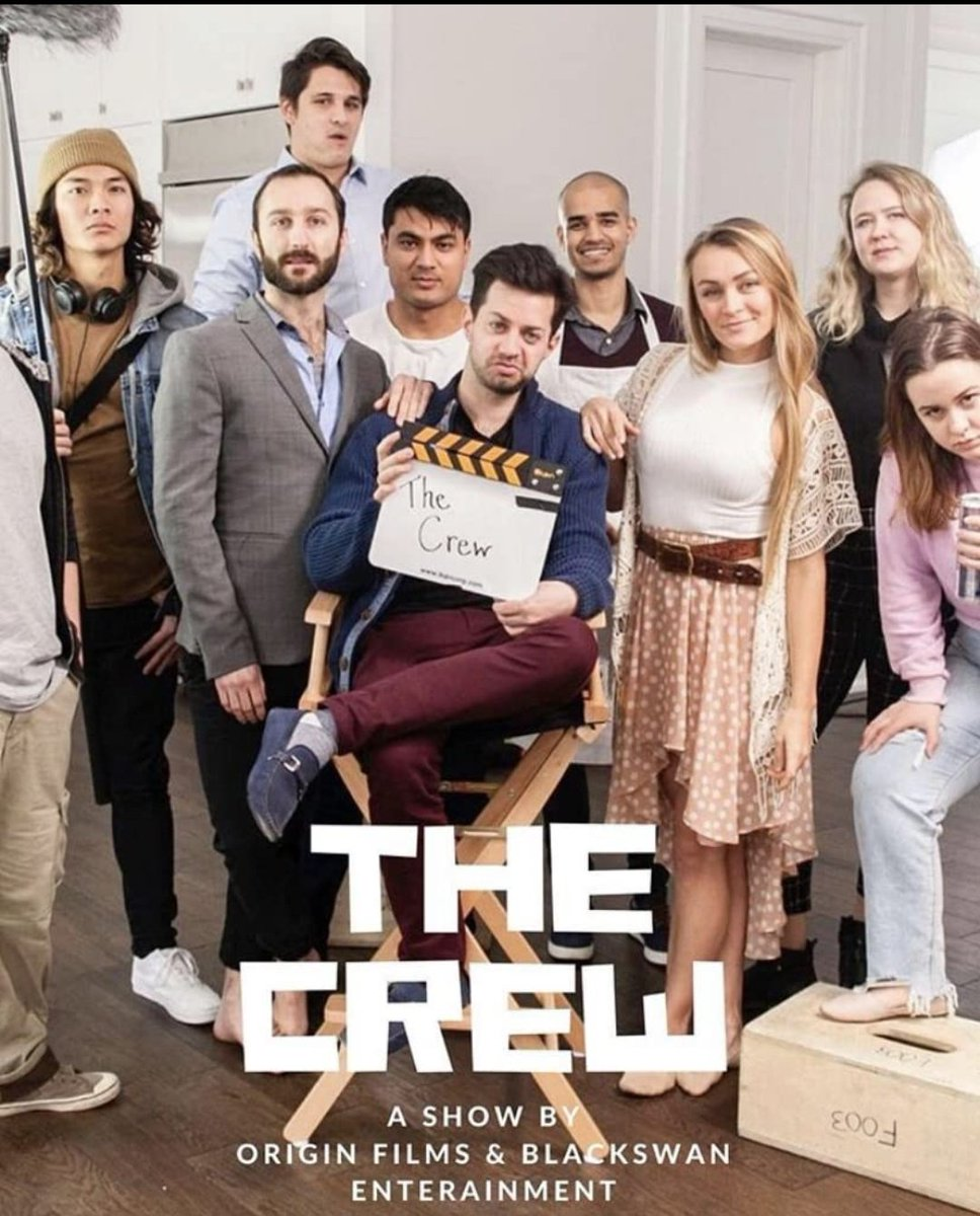 """The Crew Season 1 is Set To Release In #Hindi & #English Languages On #Netflix On February 15, 2021   FOLLOW US FOR LATEST OTT & HINDI DUB UPDATES 👉 @SuperChargeYT 👈  #superchargeyt #HindiDUBBED #hollywoodHindi #netflixindia #netflixoriginal #NetflixHindi"