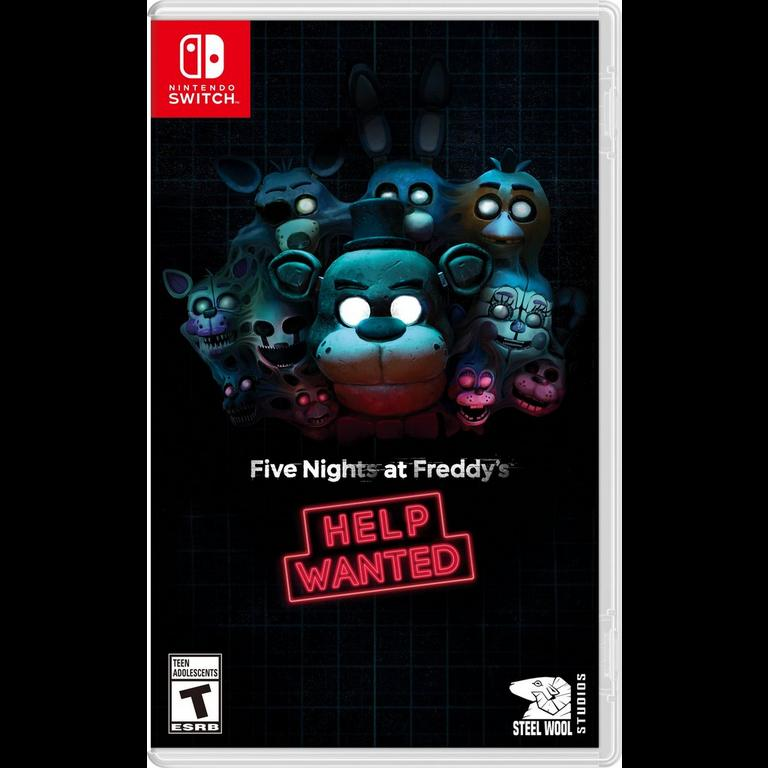 Five Nights at Freddy's: Help Wanted (PS4/Switch) is $19.99 at GameStop (Pro members only) 2